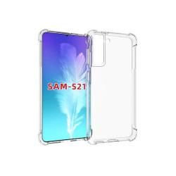 Galaxy S21 - Coque silicone...