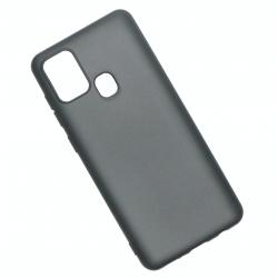 Galaxy A21S-Coque silicone...