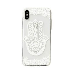 Iphone XR-Coque silicone...