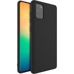 Galaxy A71-Coque silicone...