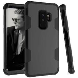 Coque S9Plus-Anti-chocs-Noir