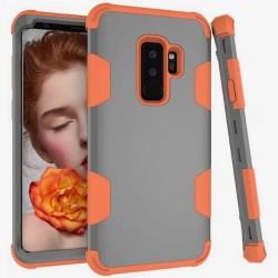 Coque S9plus-Anti-chocs-orange