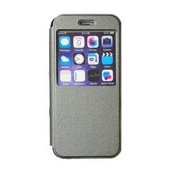 Iphone6-6S-Etuis fenêtre-Gris