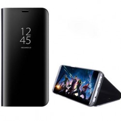Galaxy S9-Etui flip cover-Noir