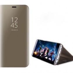 Galaxy S9-Etui flip cover-Doré