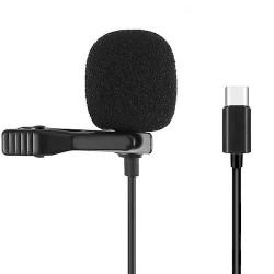 Mini Microphone-UsbC-TypeC