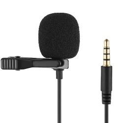 Mini Microphone-Jack 3.5mm.
