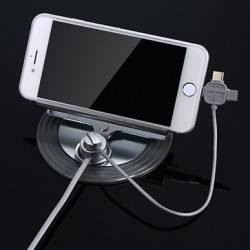 Support Smartphone-Chargeur