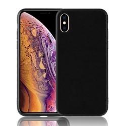 Iphone XR - Coque opaque noir
