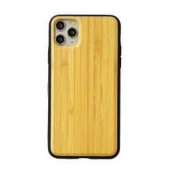 Iphone  11 - Coque-bois-bambou