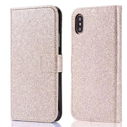 Iphone XR - Etuis Strass-Doré