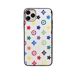 IPhone 11Pro-Coque fleurs...