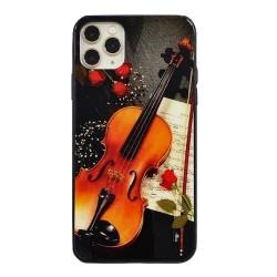 Iphone 11Pro-Coque violon