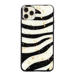 Iphone 11Pro-Coque Zebre