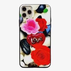 Iphone 11ProMax-Coque Fleur