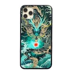 Iphone 11ProMax-Coque dragon