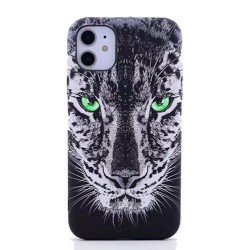 Iphone 11ProMax-Coque léopard