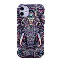 Iphone 11ProMax-Coque Eléphant