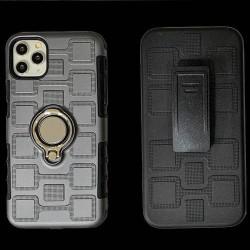 Coque Iphone 11ProMax-Gris...