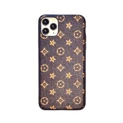 Iphone 11 Pro Max - Coque brun