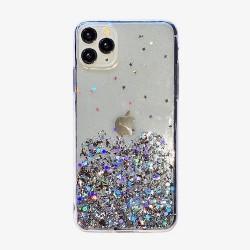 Coque Iphone 11ProMax-argenté