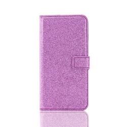 Etui brillant violet Iphone...