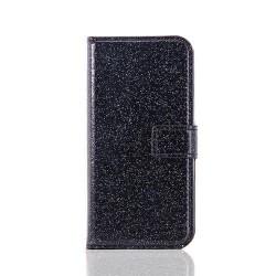 Etui brillant noir Iphone...