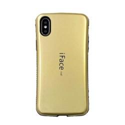 Coque Iphone X/XS-Robuste Doré