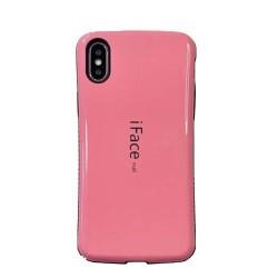 Coque Iphone X/XS-Robuste Rose