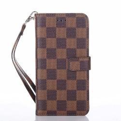 iPhone X-XS-Etuis-carré-marron