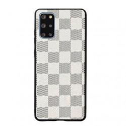 Galaxy S20-Coque carrés...
