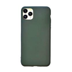 Iphone 11-Coque en silicone