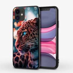 Iphone 12ProMax-Coque fauve