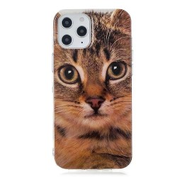Iphone 12ProMax-Coque chat