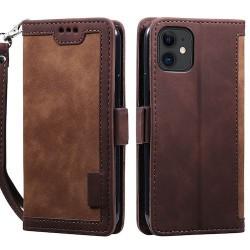 Iphone 12ProMax-Etui cuir...