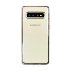 Galaxy S10 - Coque silicone...