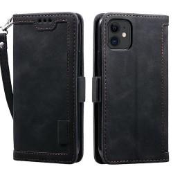 Iphone 12-12Pro-Etui cuir...