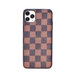 Coque Iphone 12 mini-marron