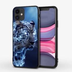 Iphone 12mini-Coque fauve