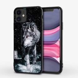 Iphone 12 mini - Coque Loup