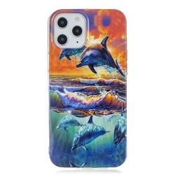 Iphone 12 mini - Coque dauphin