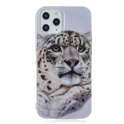 Iphone 12 mini - Coque Léopard